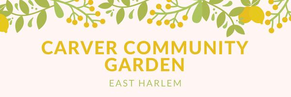 Carver Community Garden