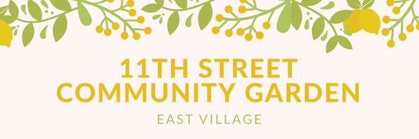 11th Street Community Garden