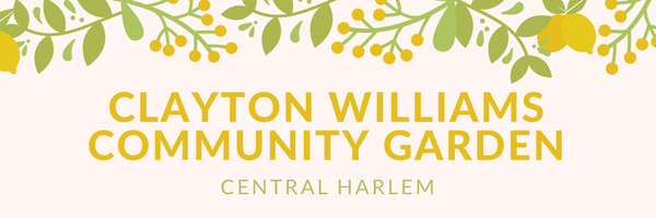 Clayton Williams Community Garden